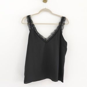 Heartloom Nordstrom Misty Lace Camisole Blouse